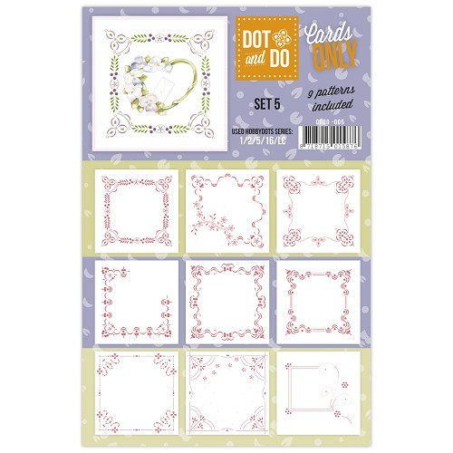 CODO005 Dot & Do - Cards Only - Set 5
