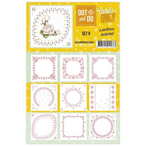CODO006 Dot & Do - Cards Only - Set 6