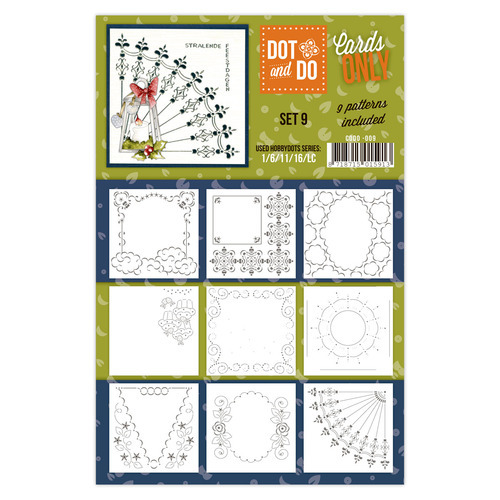CODO009 Dot & Do - Cards Only - Set 9