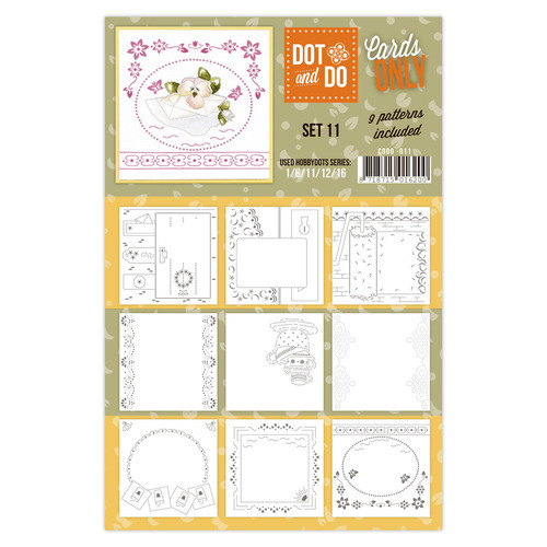 CODO011 Dot & Do - Cards Only - Set 11