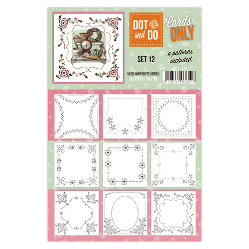 CODO012 Dot & Do - Cards Only - Set 12