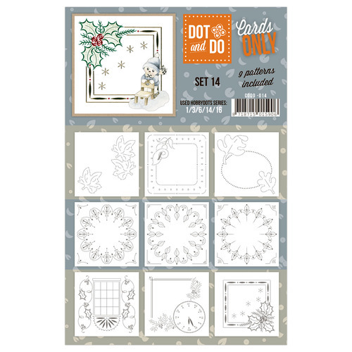 CODO014 Dot & Do - Cards Only - Set 14