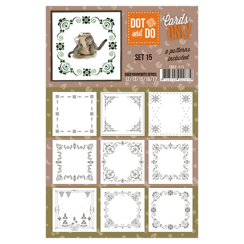CODO015 Dot & Do - Cards Only - Set 15