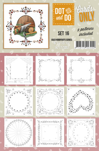 CODO016 Dot & Do - Cards Only - Set 16