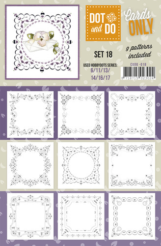 CODO018 Dot & Do - Cards Only - Set 18