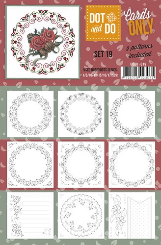 CODO019 Dot & Do - Cards Only - Set 19