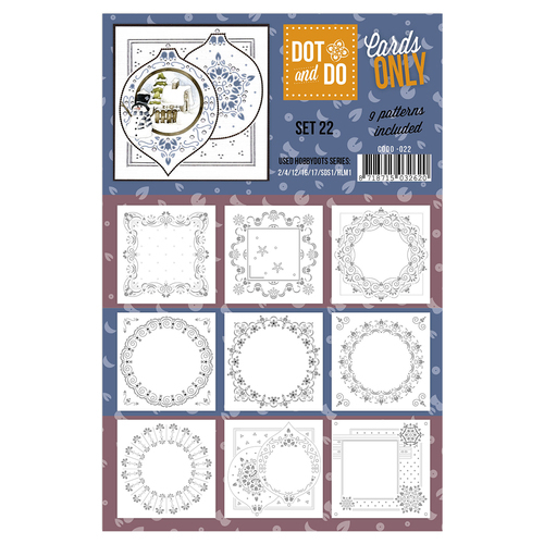 CODO022 Dot & Do - Cards Only - Set 22
