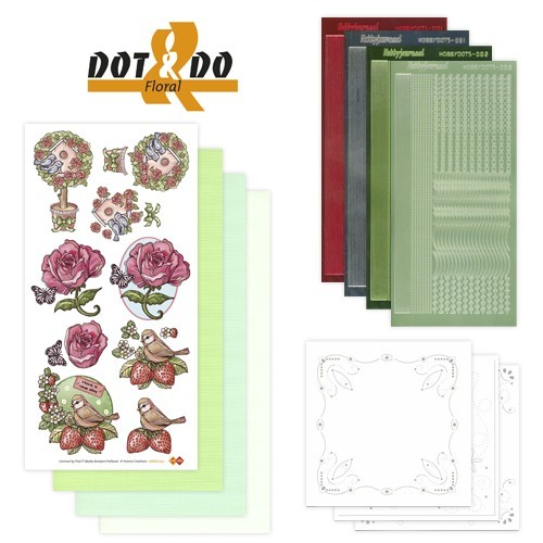 DODO002 Dot and Do 2 - Floral