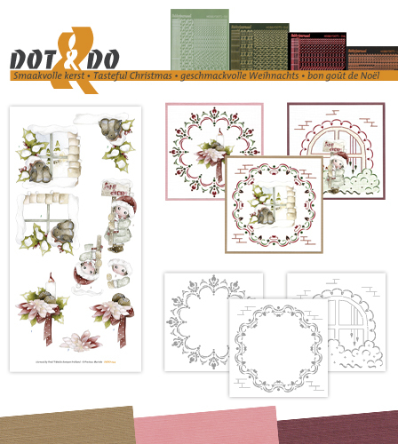 Dot and Do 44 - Smaakvolle Kerst