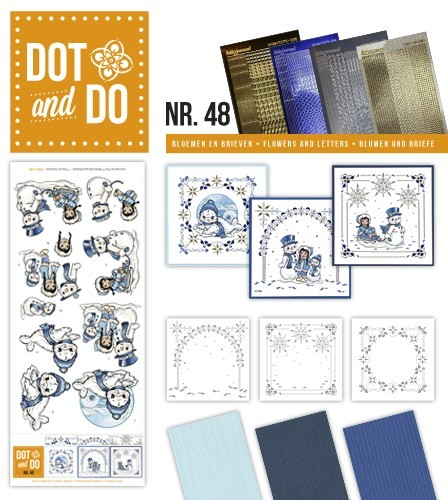 Dot and Do 48 - Playful winter