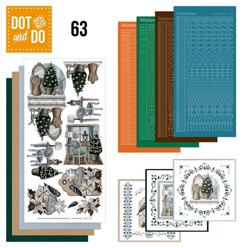Dot and Do 63 - Brocante Kerst