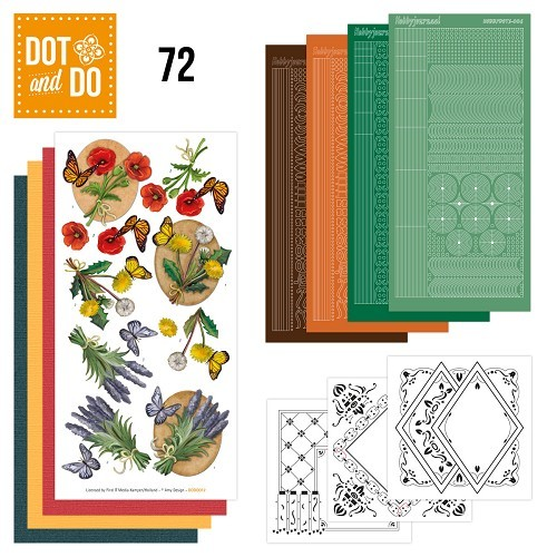 Dot and Do 72 - Wild Flowers