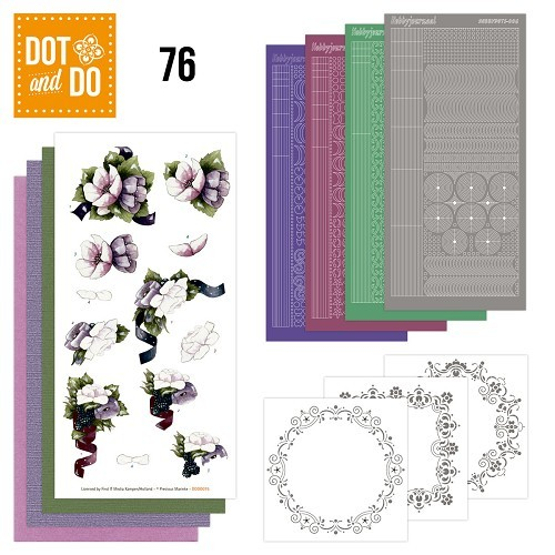 Dot and Do 76 - Flowers