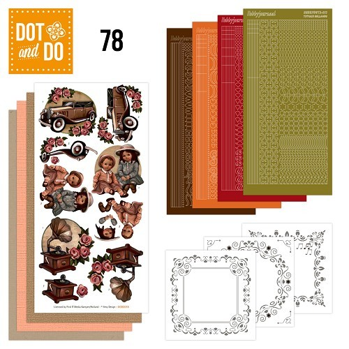 DODO078 Dot and Do 78 - Vintage