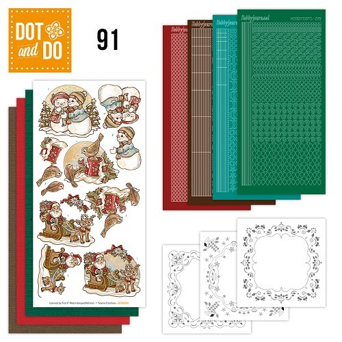 DODO091 Dot and Do 91 - Holly Jolly Mix