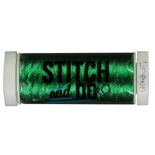 SDHDM02 Stitch & Do 200 m - Hobbydots - Green