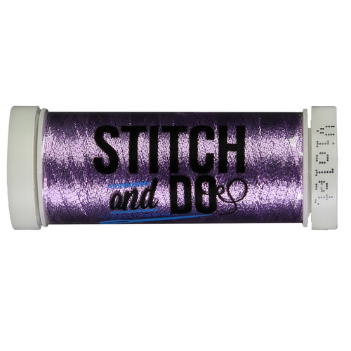 SDHDM06 Stitch & Do 200 m - Hobbydots - Violet