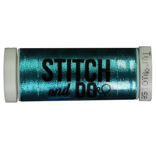 SDHDM0D Stitch & Do 200 m - Hobbydots - Turquoise
