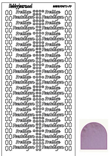 STDMPF03 Hobbydots sticker - Mirror - Candy