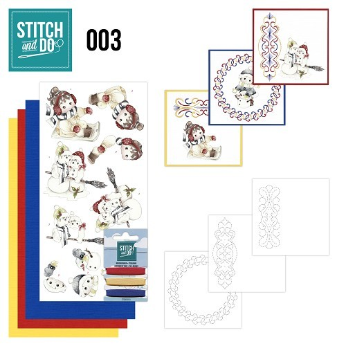 STDO003 Stitch and Do 3 - Winter