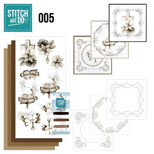 STDO005 Stitch and Do 5 - Condoleance