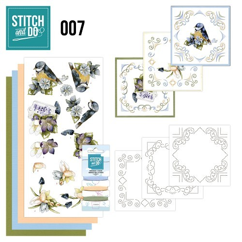 STDO007 Stitch and Do 7 - Voorjaar