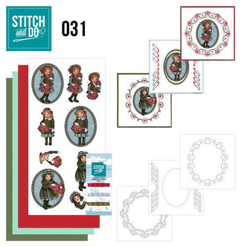 STDO031 Stitch and Do 31 - Beterschap