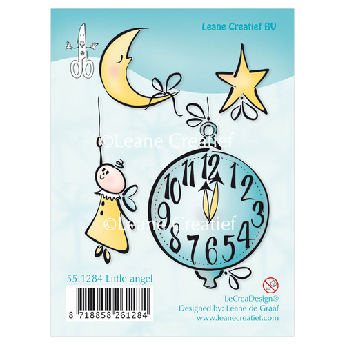 55.1284 Clear stamp Little angel
