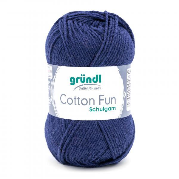 762-11 Cotton Fun 10x50 gram marine