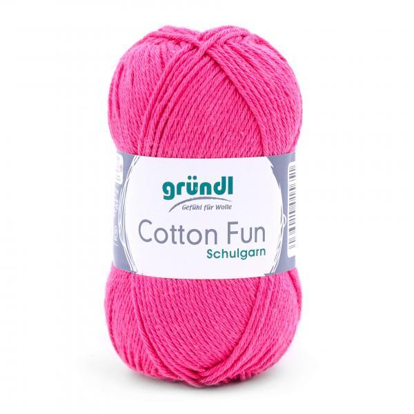 762-20 Cotton Fun 10x50 gram fuchsia