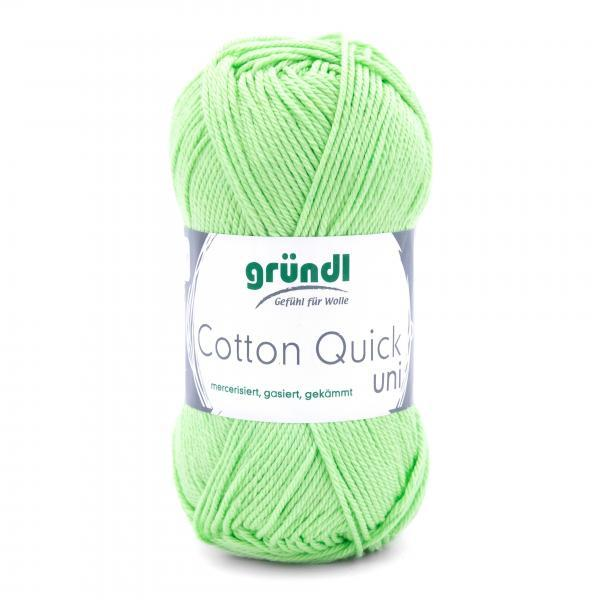 865-103 Cotton Quick Uni 10x50 gram mintgroen