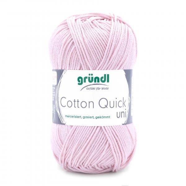 865-106 Cotton Quick Uni 10x50 gram lila