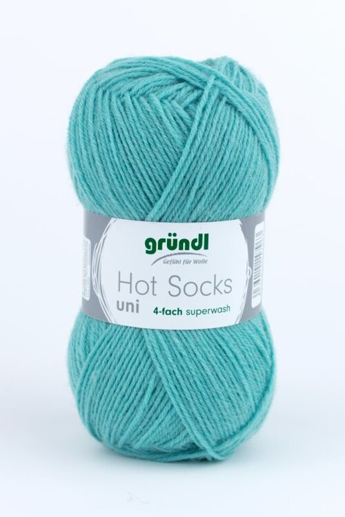 770-53 Hot Socks Uni 50 10x50 gram mint