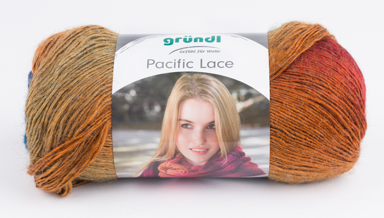 3506-04 Pacific Lace 5x100 gram passion fruit