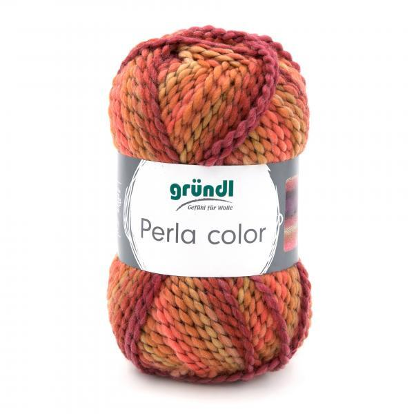 3354-12 Perla Color 10x100 gram rood/fuchsia mix