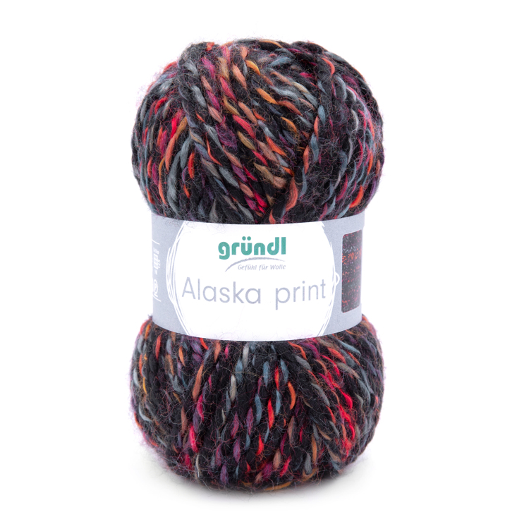 3422-07 Alaska Print 10x100 gram dark night