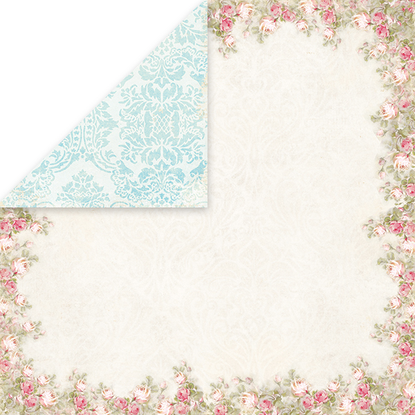 CP-BD01 BEAUTIFUL DAY Scrapbooking single paper 12x12(200gsm)