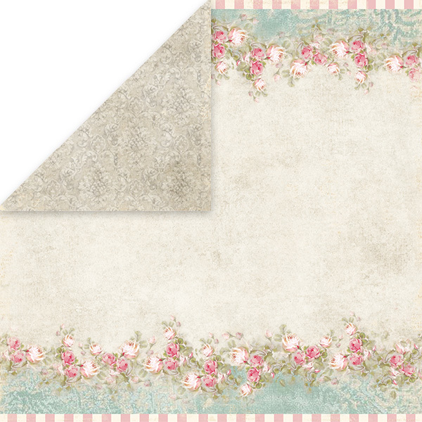 CP-BD02 BEAUTIFUL DAY Scrapbooking single paper 12x12(200gsm)