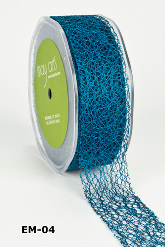 EM-5-04 Net 1,5-38mm Dark Teal rol 22,9mtr