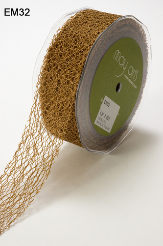 EM-5-32 Net 1,5-38mm Antique goud 22,9mtr