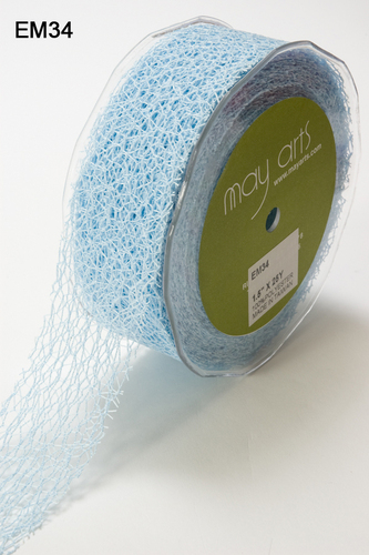 EM-5-34 Net 1,5-38mm Light Blue 22,9mtr