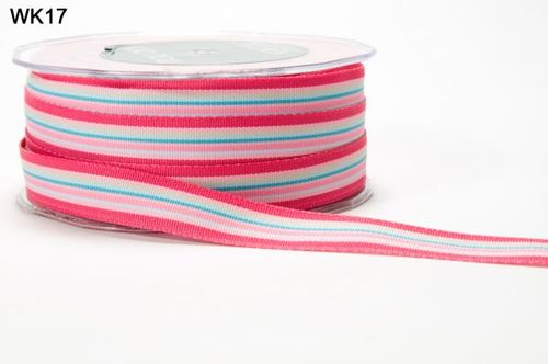 WK17 Grosgrain varigatedipes 5/8-16mm rol 45,7mtr