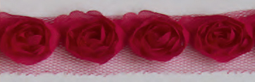 BASE-004/red Trim of Roses 13,7mtr