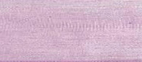 SR1209/25430 Chiffon Ribbon 25mm 25mtr lilac