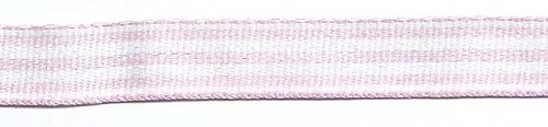 SR1210-01 Ribbon 10mm 25mtr woven Stripes (01) light pink