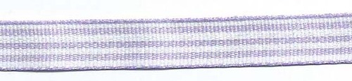 SR1210-02 Ribbon 10mm 25mtr woven Stripes (02) lilac