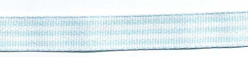 SR1210-03 Ribbon 10mm 25mtr woven Stripes (03) light blue