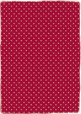 RBC002 Basic Collection A4 200gr Red Dots