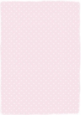 RBC022 Basic Collection A4 200gr Pink Dots