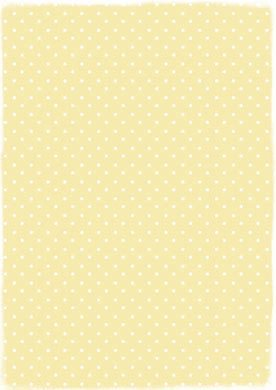 RBC026 Basic Collection A4 200gr Yellow Dots